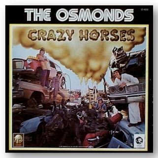 Osmonds - Crazy Horses Lyrics | MetroLyrics
