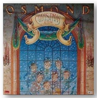 Osmond - Christmas Album - 1976